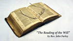 The Reading of the Will - 6.23.13