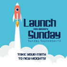 Launch into Ministry Sunday Welcome